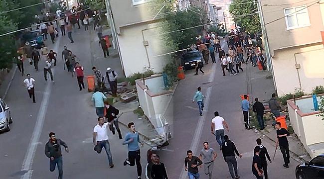 (فيديو) إصابات خلال مشاجرة بين أتراك وسوريين.. وإخلاء متجر سوري وطرد صاحبه من الحي 1