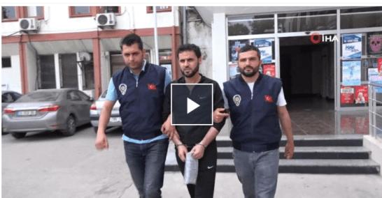 إلقاء القبض على طبيب سوري مزيف في مرسين 1