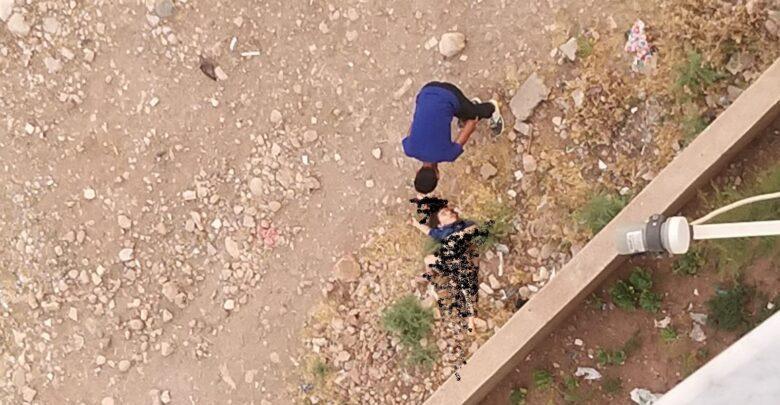 وفاة طفل سوري سقط من الطابق الثالث بولاية هاتاي 1