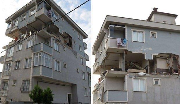 انفجار ضمن شقة سكنية في إسطنبول يسمع صوته في أرجاء المدينة 1