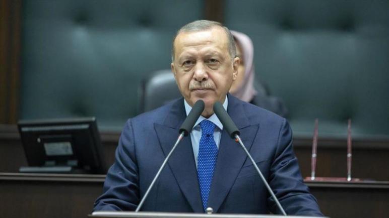 أردوغان يتـوعد فيديو 1