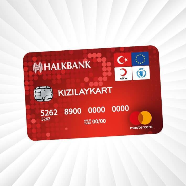 الهلال الأحمر التركي يعلن عن مساعدة مالية أخرى بجانب الدعم المالي الشهري 6