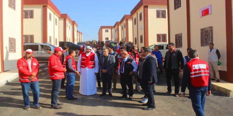 مشروع سكني جديد تقيمه جمعية تركية في إدلب وهذه التفاصيل 11