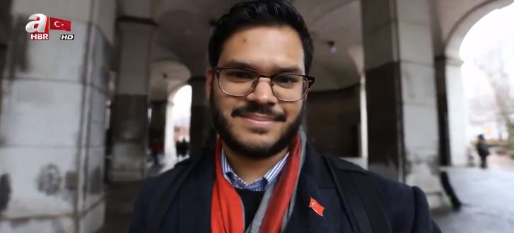 شاهد بالفيديو الاعلام التركي يتحدث عن شاب سوري رفض اخذ الاجرة من مواطن تركي لهذا السبب 1