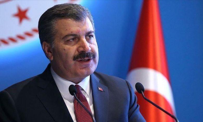 وزير الصحة يعلن عن التطورات بشأن فيروس كورونا في تركيا 1