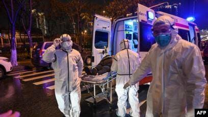 عاجل: ظهور أول إصابة بفيروس كورونا في دولة مصر. 16
