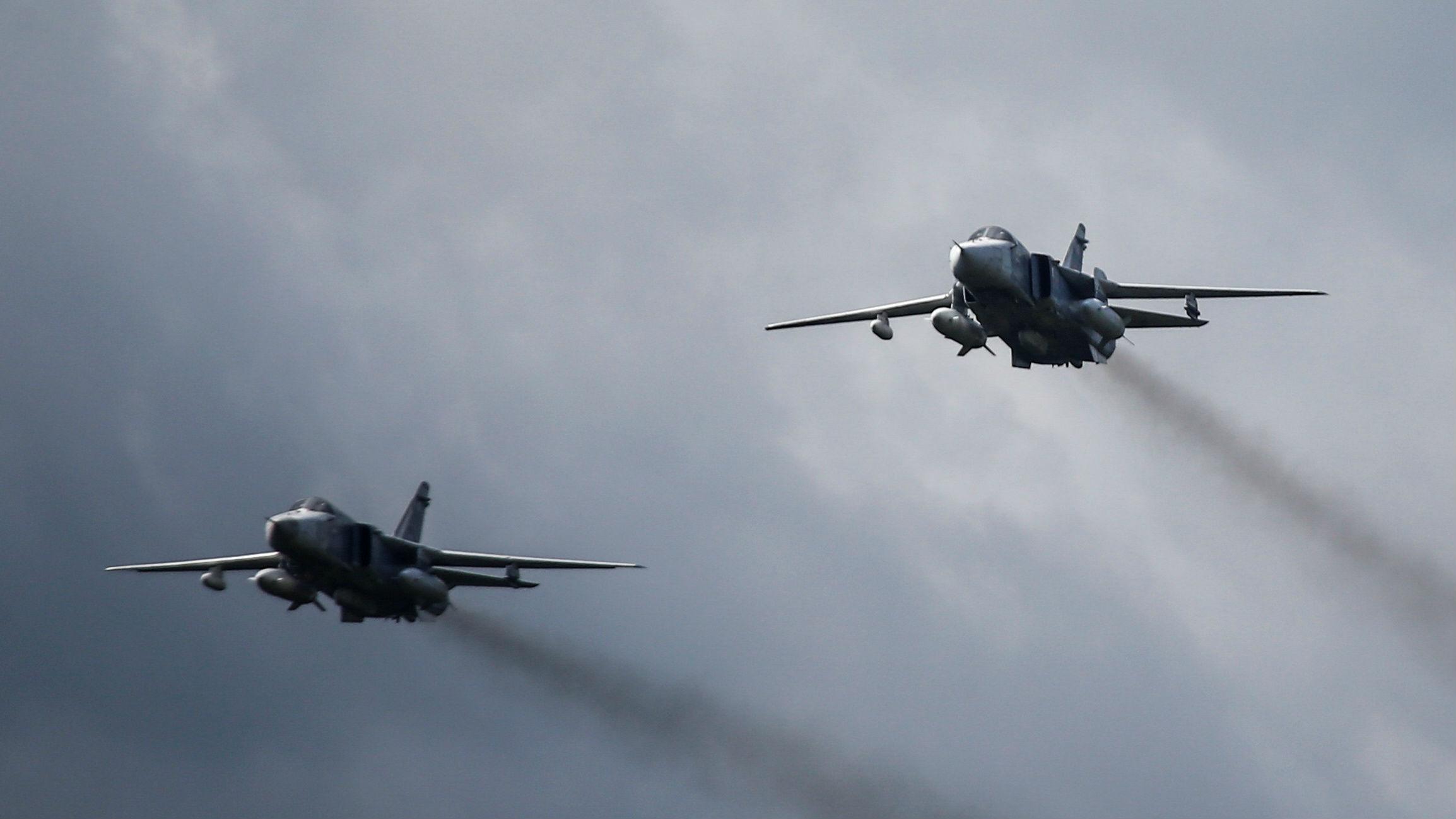 تركيا تسقط طـائرات للأسـد بالجــملة 1