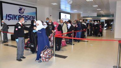 صورة رغم قرار الوزير.. رؤساء بلديات تركية يزورون معتمرين!