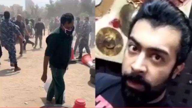 """شاهد: بعد حياة الفهد .. ممثل كويتي يُشعل جدلاً واسعاً بوصفه الوافدين بـِ""""الجراثيم""""! 1"""