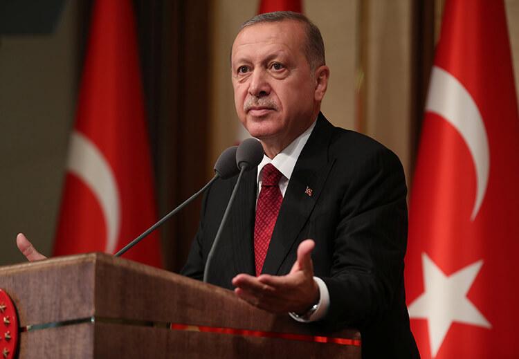 أردوغان يعلن عن إغلاق كامل في جميع أنحاء البلاد لمدة 3 اسابيع ابتداء من يوم الخميس القادم 1