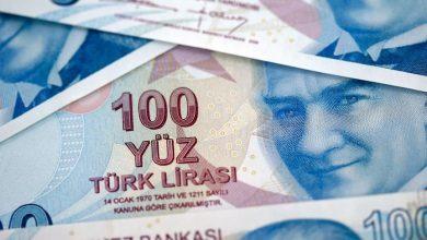 صورة أسعار صرف العملات الاجنبية مقابل الليرة التركية