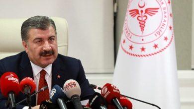 Photo of وزير الصحة التركي يصرح حول انخفاض سرعة تفشي الفيروس في تركيا
