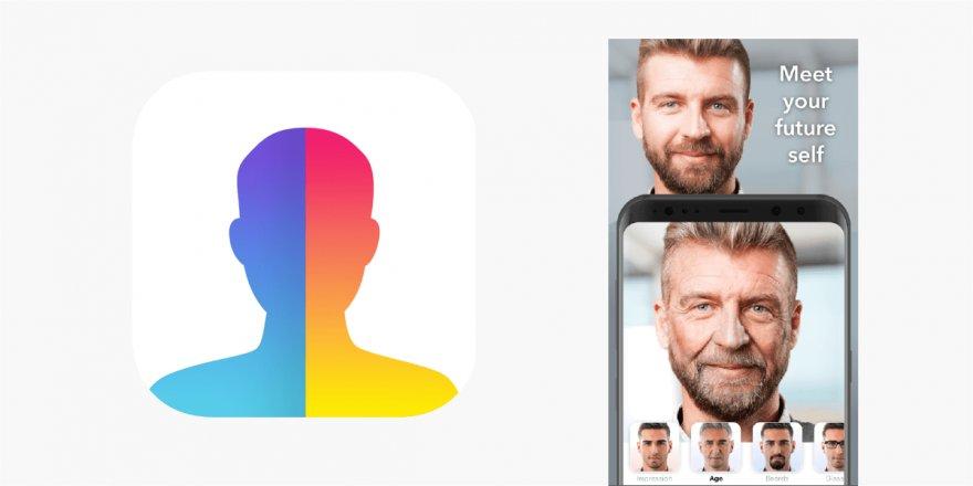 شرح برنامج FaceApp فيس أب 1