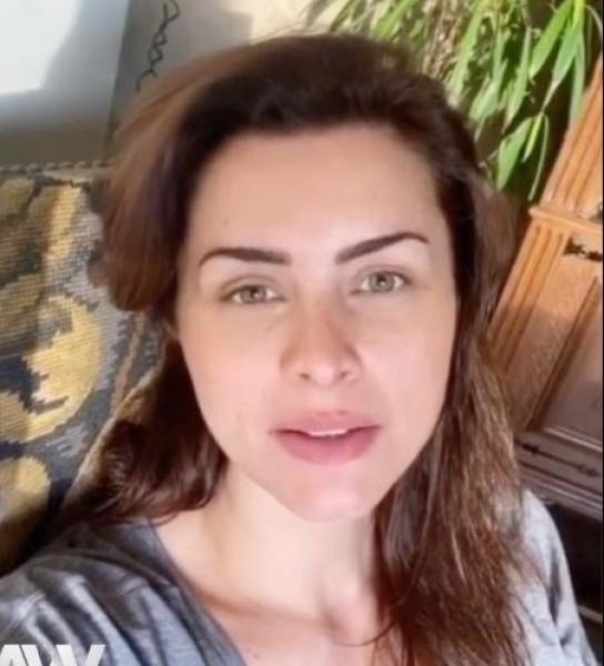 وجه نور اللبنانية من دون مكياج يفاجئ الجميع 1
