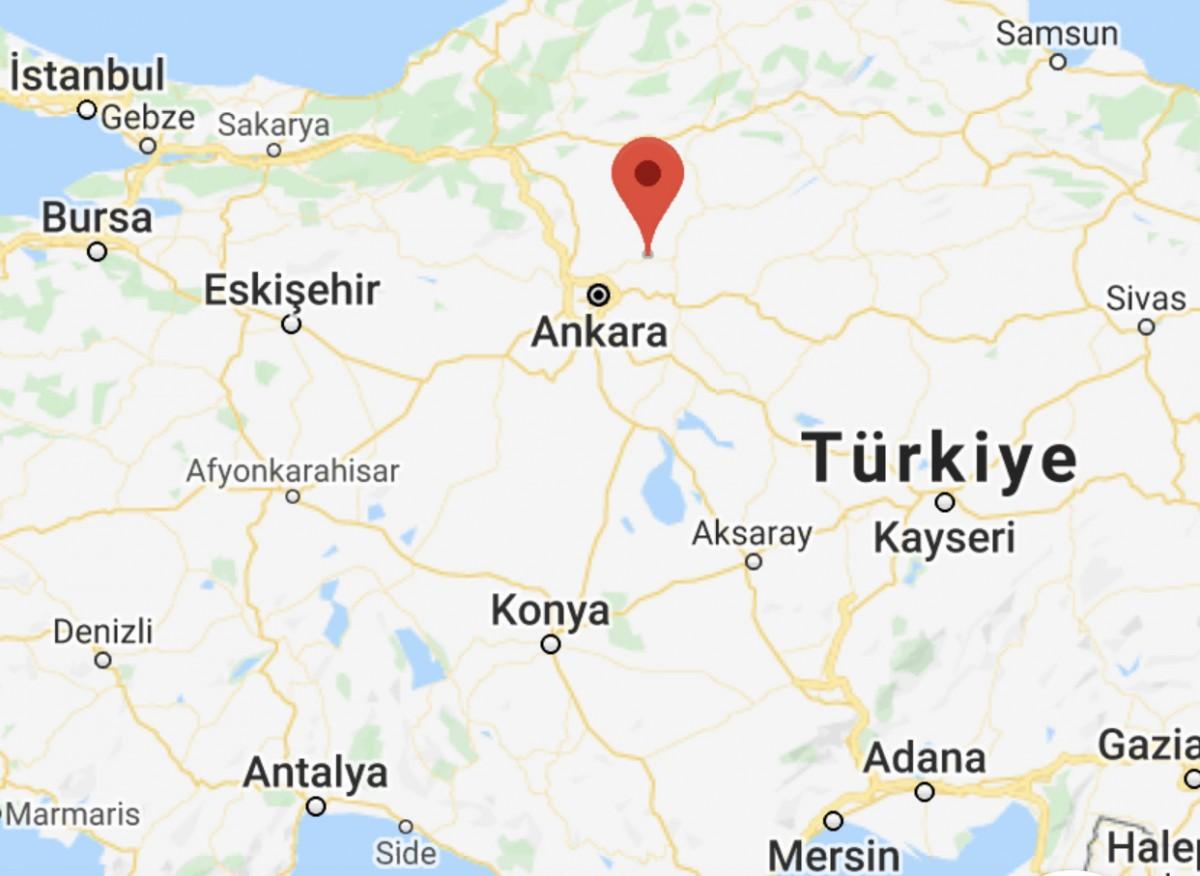 ثلاث زلازل تضرب العاصمة التركية أنقرة في غضون ساعة 5