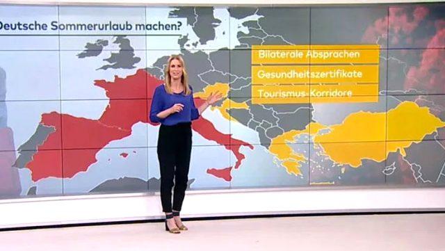 صورة قناة ألمانية: من المقدر أن تركيا ستكون الوجهة السياحية المفضلة هذا الصيف لهذه الأسباب..