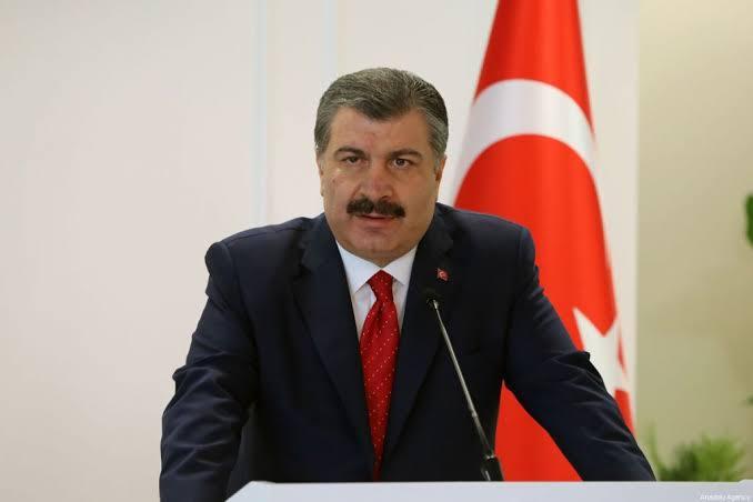 وزير الصحة التركي :يمكننا التغلب على فيروس الكورونا في هذه الحالة فقط 10