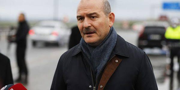 عاجل | وزير الداخلية التركية يبرر سبب اعلان فرض حظر التجول قبل ساعتين فقط. 8