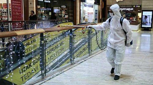 تركيا تحدد موعد لافتتاح مراكز التسوق في البلاد