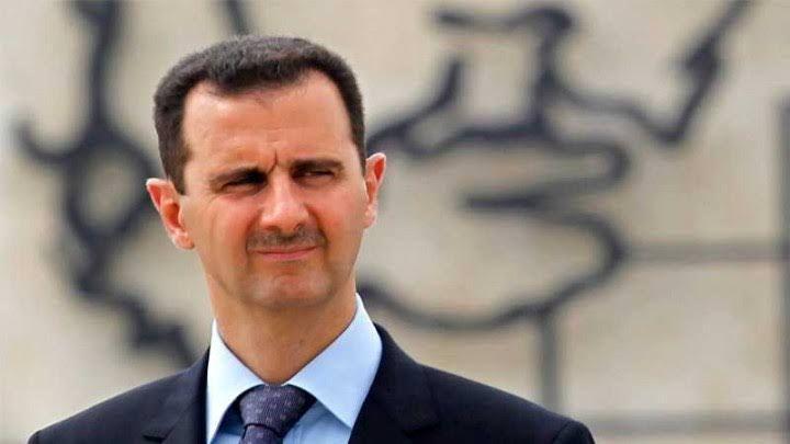 زعيم عربي يوجه رسالة تهنئة لبشار الأسد 25
