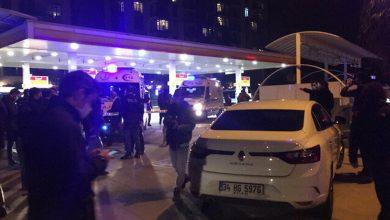 Photo of شاهد استهدف هجوم مسلح دورية شرطة تركية وسط مدينة اسطنبول