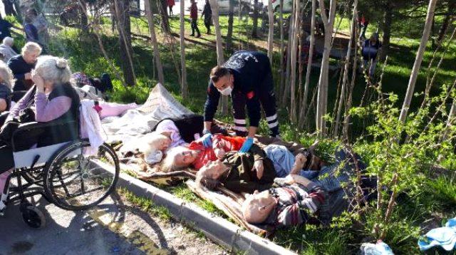 كارثة تصيب أنقرة اليوم 16