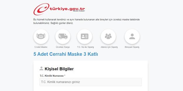 بالفيديو:شرح طريقة التسجيل على الكمامات المجانية في تركيا بالرابط الجديد 1