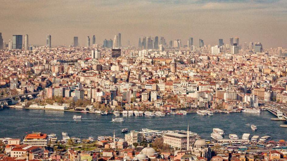 صورة شاهد اسطنبول من هاتفك بدقة عالية