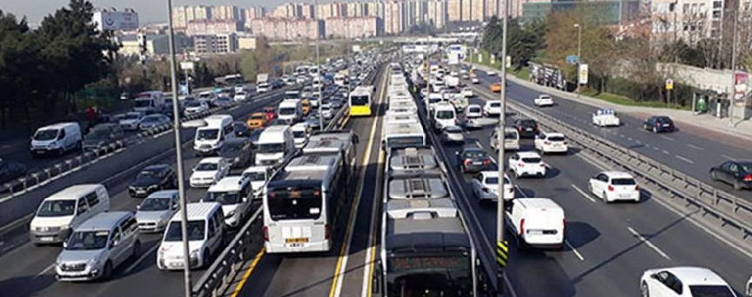 Photo of بلدية إسطنبول وسائل النقل ستعمل بكامل طاقتها غداً
