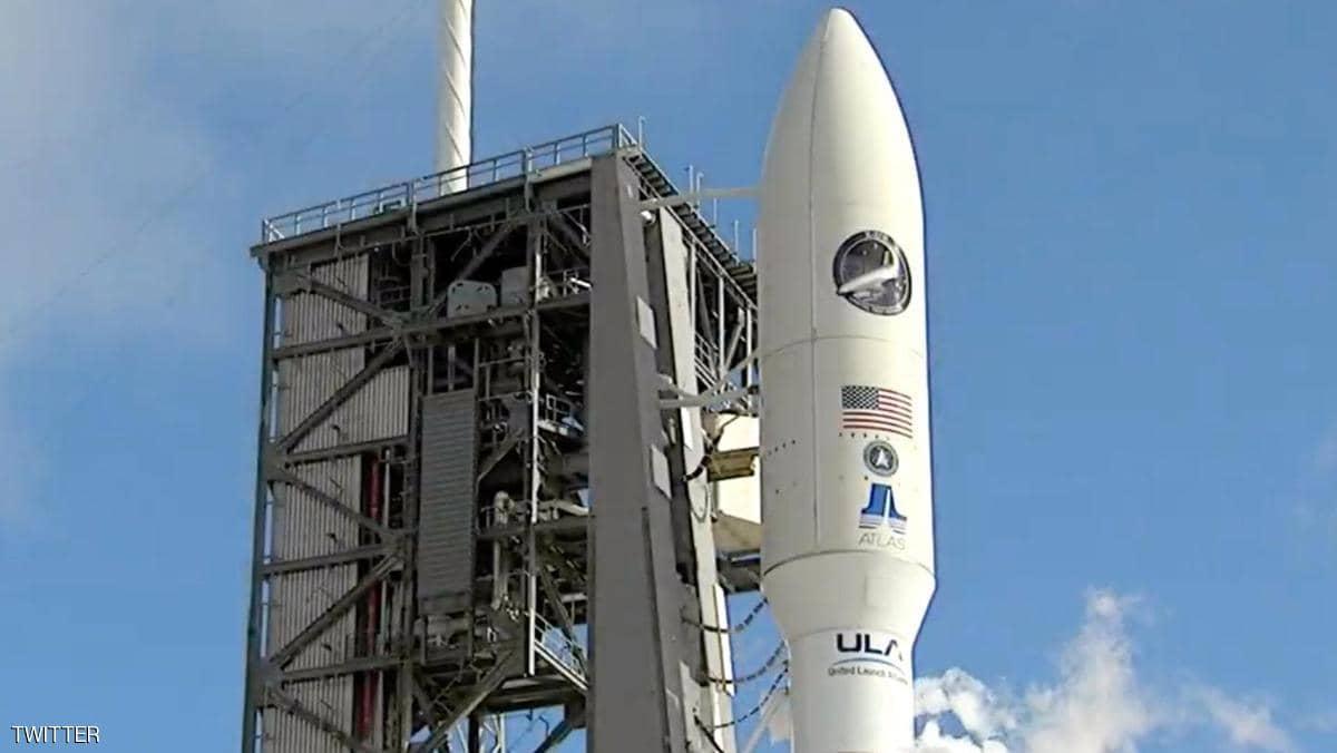 """""""الطائرة الصاروخ"""" انطلقت.. والهدف تحويل طاقة الشمس إلى الأرض..فيديو 1"""