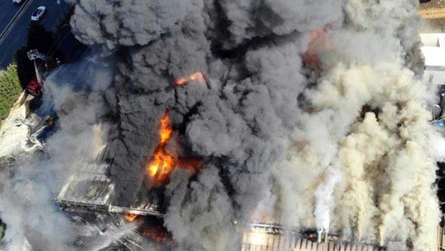 Photo of انفجار يؤدي إلى مقتل عاملين في مصنع نسيج في ولاية اسطنبول