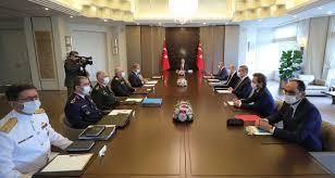 Photo of اجتماع أمني في إسطنبول برأس الرئيس التركي وهذا مضمونه