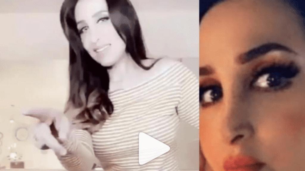 هند القحطاني تتصدر الترند بوصلة رقص وملابس تكشف بطنها.. فيديو 1
