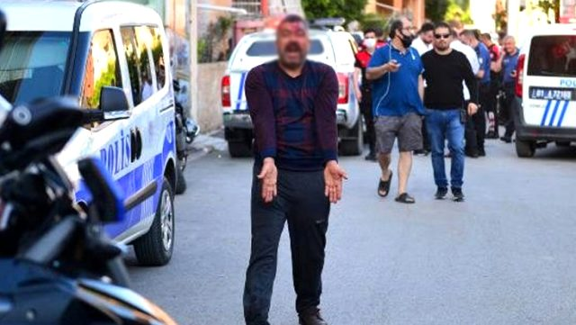 صورة شجار مسلح من أجل طير حمام في ولاية أضنة وهذه ضحاياه