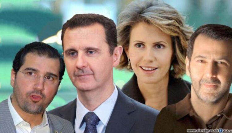 Photo of مقرب من عائلة الأسد يكشف مصير ''رامي مخلوف'' هل سيموت؟