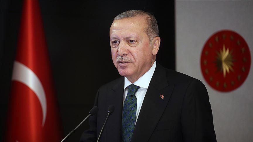 Photo of الرئيس التركي يهنئ الجنود الأتراك بمناسبة عيد الفطر ويشيد ببطولاتهم