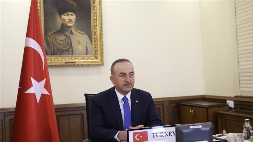 من أجل مكافحة كورونا مكالمة هاتفية بين وزيرا خارجية تركيا وليبيا ... 6