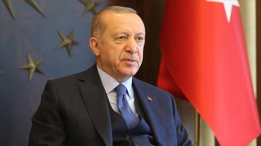 Photo of الرئيس التركي ينشر رسالة تتعلق بعيد الفطر
