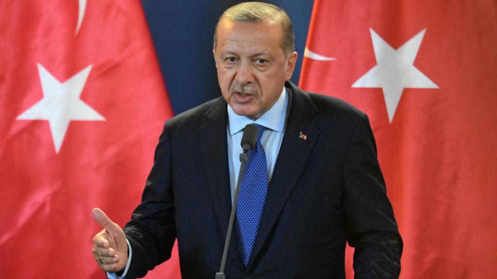 Photo of الرئيس التركي : تركيا في الطريق الصحيح وسننتصر على الفيروس