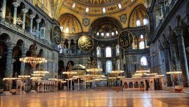 Photo of تطالب الولايات المتحدة تركيا بعدم تحويل آيا صوفيا إلى مسجد