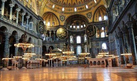 تطالب الولايات المتحدة تركيا بعدم تحويل آيا صوفيا إلى مسجد