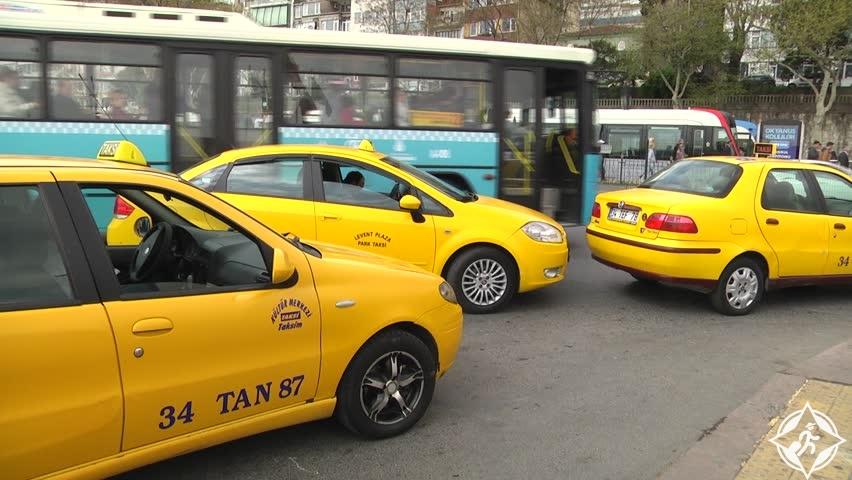 Photo of خطوة جديدة من بلدية إسطنبول للحد من أزمة سيارات الإجرة