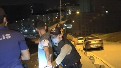 Photo of الشرطة التركية تفرض عقوبة ل38 شخصاً في أسنيورت بولاية اسطنبول