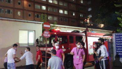 Photo of مواطن أجنبي يشعل النار في مستشفى اسطنبول للتعليم والبحوث