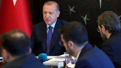 Photo of لأول مرة منذ بدء الوباء الرئيس التركي سيعقد اجتماعا وجها لوجه مع أعضاء حكومته وهذا ما سيتم مناقشته