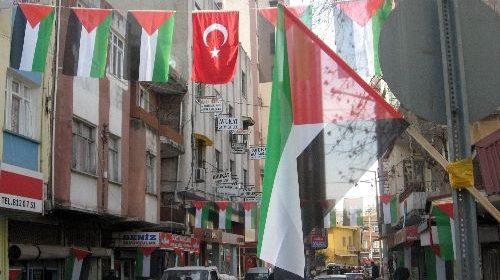 بشرة سارة للفلسطنين الراغبين بالقدوم إلى تركيا