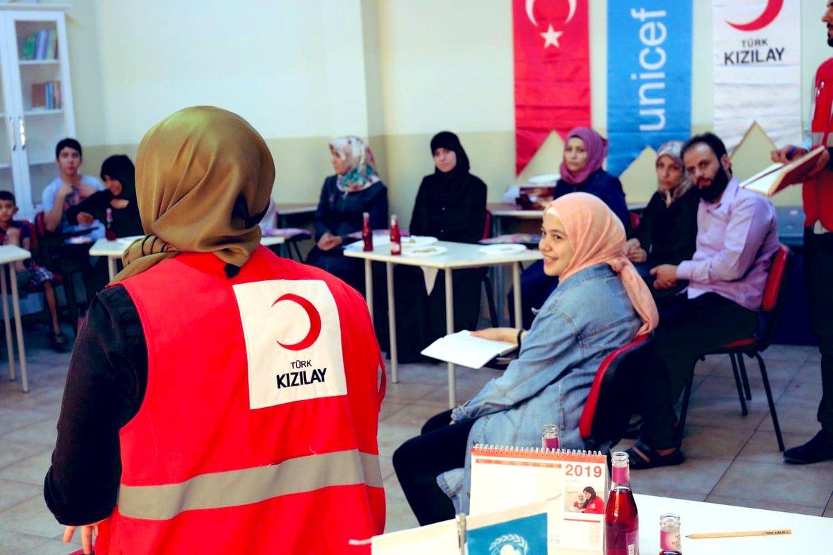 دورات تدريبية جديدة للسوريين والأتراك تقدم مساعدات مالية .... 9