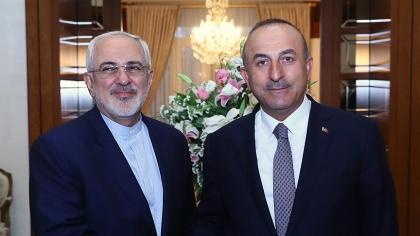 صورة وزير الخارجية التركي يحدد موعد استئناف الرحلات الجوية مع ايران