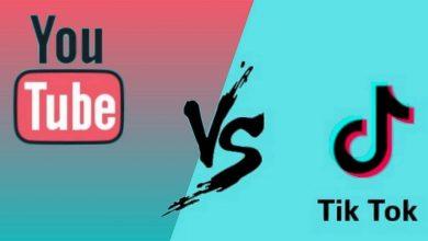 """Photo of عملاق الفيديو """"اليوتيوب"""" ينافس تطبيق التيك توك بميزة جديدة"""
