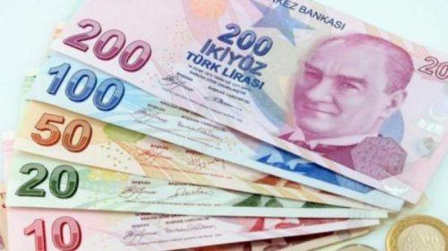 سعر صرف الليرة التركية أمام العملات الأجنبية والذهب اليوم